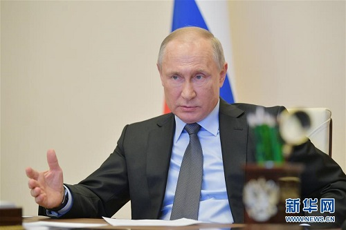 Số ca nhiễm Covid-19 ở Nga tăng cao, ông Putin lo tình hình xấu đi - Ảnh 1