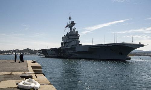 Tình hình dịch virus corona ngày 18/4: Gần 1.100 thủy thủ nhóm tàu sân bay Pháp nhiễm Covid-19 - Ảnh 1