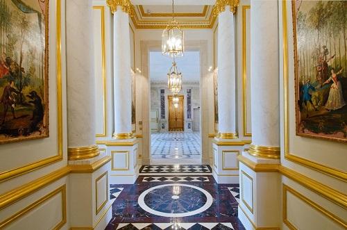 Siêu lâu đài có giá trị gần bằng CLB Newcastle của Thái tử Saudi Arabia - Ảnh 3