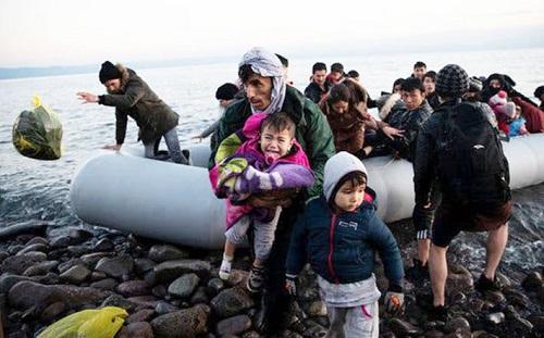 Đức tiếp nhận 47 trẻ em tị nạn ở Hy Lạp - Ảnh 1