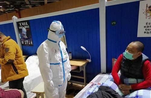 Thành phố Vũ Hán chỉ còn dưới 100 ca nhiễm Covid-19 - Ảnh 1