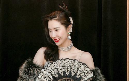 """Nhan sắc xinh đẹp cực phẩm của vợ chủ tịch Taobao vừa công khai dằn mặt """"tiểu tam"""" - Ảnh 2"""