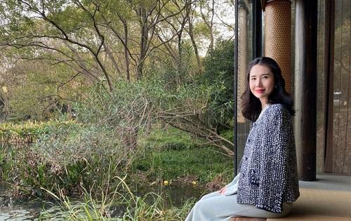 """Nhan sắc xinh đẹp cực phẩm của vợ chủ tịch Taobao vừa công khai dằn mặt """"tiểu tam"""" - Ảnh 4"""