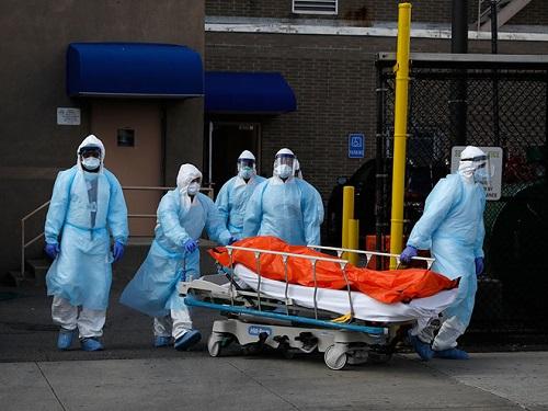 Tình hình dịch virus corona ngày 22/4: Thế giới ghi nhận thêm gần 72.000 ca nhiễm mới - Ảnh 1