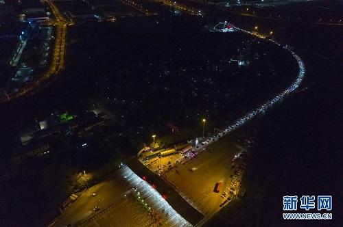 Vũ Hán: Hơn 620.000 lượt khách di chuyển trong ngày đầu tiên dỡ lệnh phong tỏa - Ảnh 1