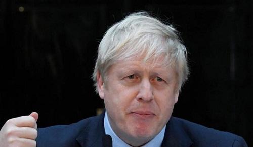 Tình hình sức khỏe Thủ tướng Anh: Có thể ngồi dậy, vẫn nằm phòng chăm sóc đặc biệt - Ảnh 1
