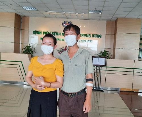 Thêm 8 bệnh nhân Covid-19 khỏi bệnh, trong đó có người suy thận mạn - Ảnh 2