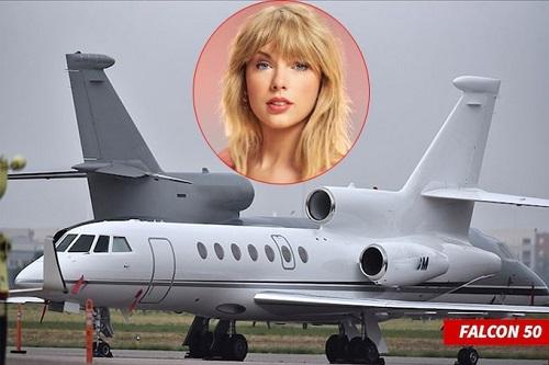 Bán đi phi cơ riêng triệu USD, Taylor Swift sở hữu khối tài sản khủng cỡ nào? - Ảnh 1