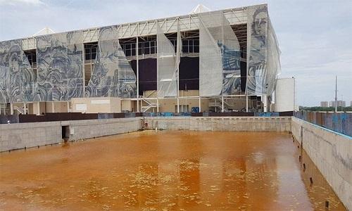 Giật mình khung cảnh hoang lạnh của những sân vận động từng diễn ra Olympic Rio 2016 - Ảnh 4