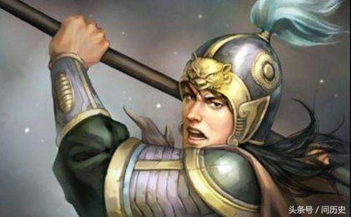 Tam Quốc: 10 cao thủ dùng thương lợi hại nhất, Triệu Vân chỉ xếp thứ 2 - Ảnh 8