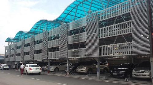 Hà Nội: Đề xuất xây dựng 8 bãi đỗ xe ngầm quanh trung tâm quận Ba Đình - Ảnh 1