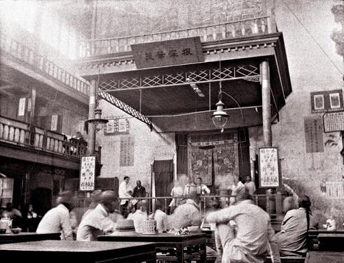"""Loạt ảnh cho thấy cuộc sống """"không như phim"""" ở Trung Quốc 100 năm trước - Ảnh 5"""