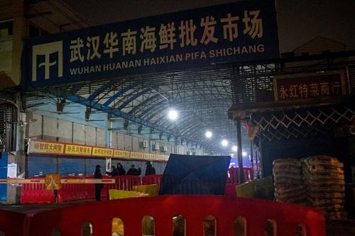 Trung Quốc: Chợ hải sản Vũ Hán không phải là nơi khởi nguồn dịch Covid-19 - Ảnh 1