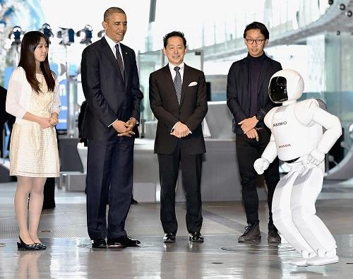"""2 robot huyền thoại được xem là cách mạng công nghệ, từng làm """"điên đảo"""" thế giới một thời - Ảnh 6"""