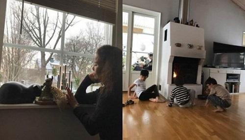 2 căn nhà hạng sang chứng minh Kim Lý không hè thua kém các tình cũ của Hà Hồ - Ảnh 4