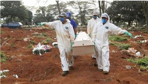 Tình hình dịch virus corona ngày 30/5: Số ca nhiễm toàn cầu vượt 6 triệu người - Ảnh 1