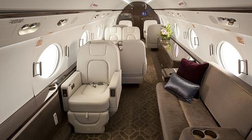 Vương Kiện Lâm, Jack Ma và sở thích sắm máy bay tư nhân của các tỷ phú Trung Quốc - Ảnh 7