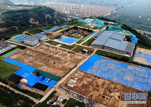 Trung Quốc khai quật vương quốc cổ hơn 5.300 tuổi - Ảnh 1