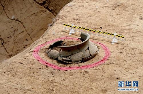 Trung Quốc khai quật vương quốc cổ hơn 5.300 tuổi - Ảnh 4