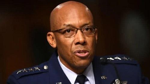 Quân đội Mỹ có Tham mưu trưởng Không quân da màu đầu tiên - Ảnh 1