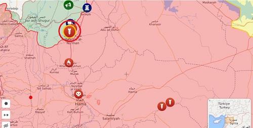 Tình hình chiến sự Syria mới nhất ngày 13/6: Pháo binh Quân đội Syria tập kích dữ dội ở Nam Idlib - Ảnh 1