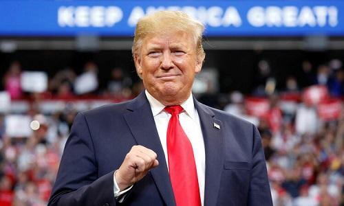 Ông Trump sẽ chấp nhận kết quả dù thắng hay thất cử - Ảnh 1