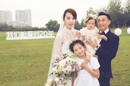Câu chuyện cảm động đằng sau những lễ cưới muộn màng của sao Hoa Ngữ - Ảnh 3