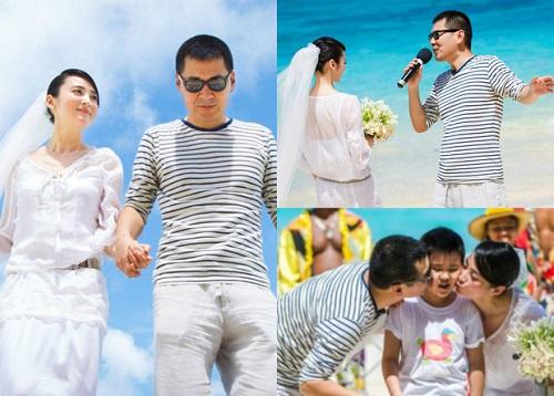 Câu chuyện cảm động đằng sau những lễ cưới muộn màng của sao Hoa Ngữ - Ảnh 4