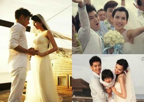 Câu chuyện cảm động đằng sau những lễ cưới muộn màng của sao Hoa Ngữ - Ảnh 5