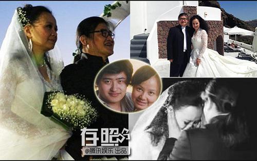 Câu chuyện cảm động đằng sau những lễ cưới muộn màng của sao Hoa Ngữ - Ảnh 6