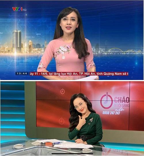 Loạt ảnh ngày ấy - bây giờ của các MC kỳ cựu đài VTV - Ảnh 3