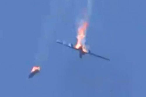 Tình hình chiến sự Syria mới nhất ngày 14/6: Số lượng UAV Thổ Nhĩ Kỳ bị bắn hạ lên tới 150 chiếc? - Ảnh 1