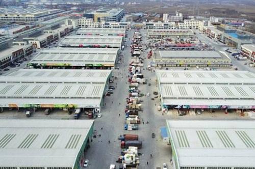 Khu chợ hơn 1 triệu m2 ở Bắc Kinh nguy cơ gây nên làn sóng bùng phát dịch Covid-19 thứ 2 ở Trung Quốc - Ảnh 3