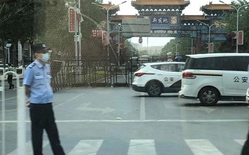 """Bắc Kinh """"gõ từng nhà"""", kiểm tra gần 200.000 người nguy cơ nhiễm Covid-19 - Ảnh 1"""