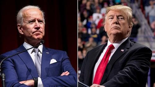Tổng thống Trump và ông Biden thi nhau lập kỷ lục gây quỹ cho cuộc đua vào Nhà Trắng - Ảnh 1