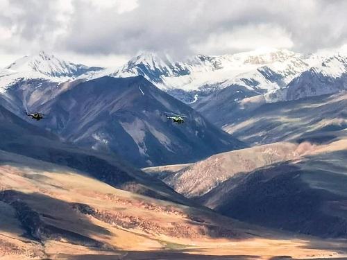 Trung Quốc tập trận bắn đạn thật ngay gần khu vực xung đột với Ấn Độ - Ảnh 3