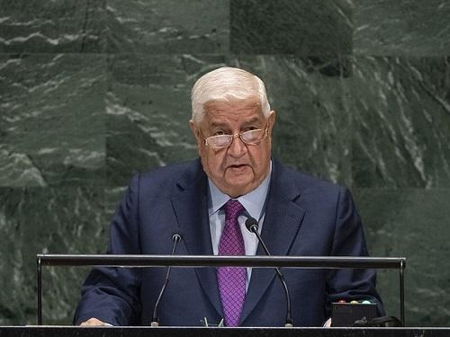 Tình hình chiến sự Syria mới nhất ngày 19/6: Syria nói chống trừng phạt từ Mỹ như chiến đấu với khủng bố - Ảnh 1