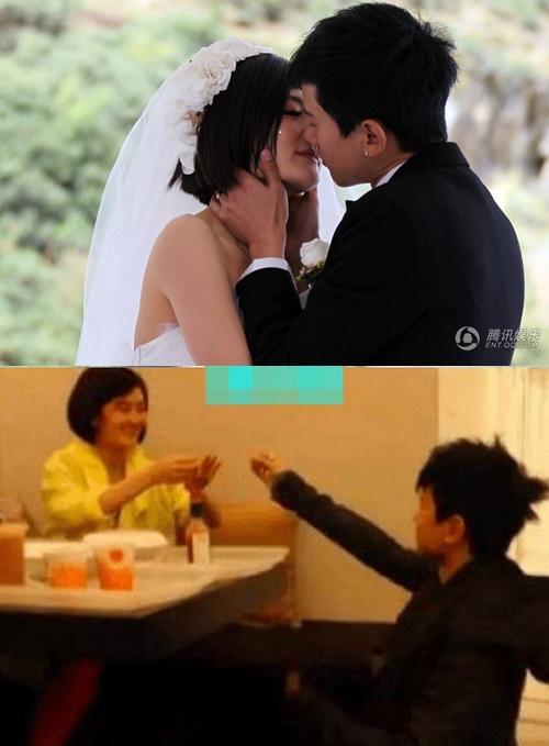 """Những màn cầu hôn lãng mạn """"ngọt lịm tim"""" như phim ngôn tình của sao Hoa Ngữ - Ảnh 5"""