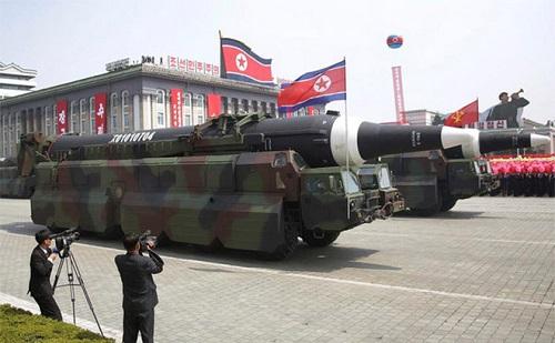 Triều Tiên tiếp tục gửi cảnh báo mạnh mẽ đến Mỹ - Ảnh 1