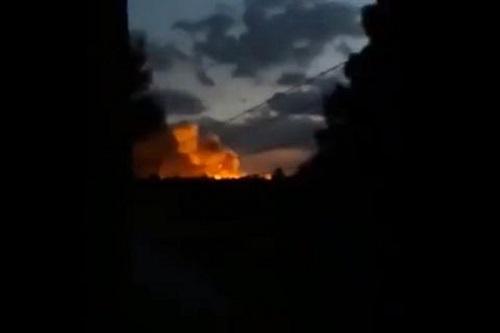 Tình hình chiến sự Syria mới nhất ngày 23/6: Kho vũ khí đạn dược lớn của Mỹ bị phá hủy - Ảnh 1