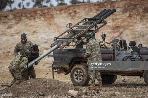 Tình hình chiến sự Syria mới nhất ngày 23/6: Kho vũ khí đạn dược lớn của Mỹ bị phá hủy - Ảnh 3