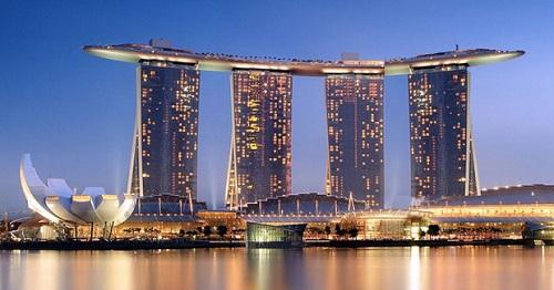 Chùm ảnh tòa nhà nằm ngang cao nhất thế giới tại Trung Quôc - Ảnh 8