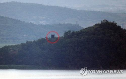 Triều Tiên dỡ dàn loa phóng thanh sau lệnh hoãn hành động quân sự của ông Kim Jong-un - Ảnh 1