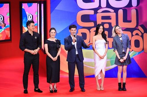 """Ơn Giời! Cậu Đây Rồi mùa 7 - tập 6: MC Xuân Bắc muốn làm trưởng phòng để """"trị"""" vợ Đức Thịnh - Ảnh 1"""