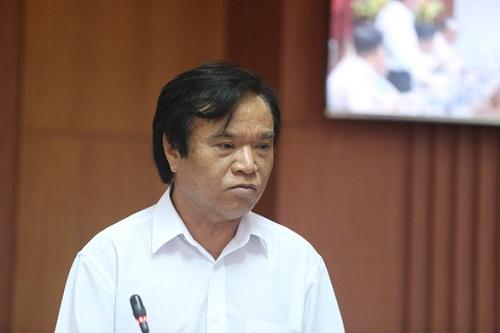 Giám đốc Sở Tài chính Quảng Nam nộp đơn xin nghỉ việc - Ảnh 1