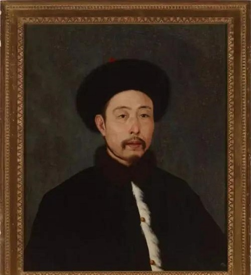 """Chân dung thực sự của Hoàng Đế Càn Long từng được họa sĩ người Italy vẽ """"trộm"""" - Ảnh 3"""