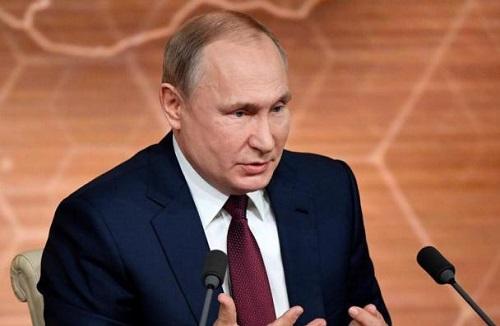 Tổng thống Putin tuyên bố tình trạng khẩn cấp sau sự cố tràn dầu nghiêm trọng - Ảnh 1