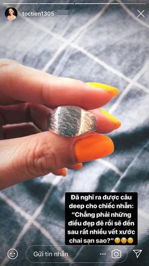 Cận cảnh những chiếc nhẫn đính hôn độc đáo, giá trị của sao Việt - Ảnh 3
