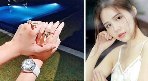 Cận cảnh những chiếc nhẫn đính hôn độc đáo, giá trị của sao Việt - Ảnh 5