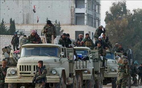 Tình hình chiến sự Syria mới nhất ngày 9/6: Không quân Syria phá nát căn cứ của khủng bố HTS - Ảnh 3